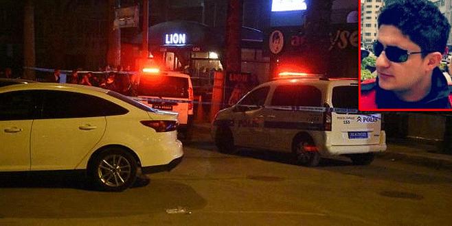 Bardaki silahlı kavgada yaralanan polisten acı haber