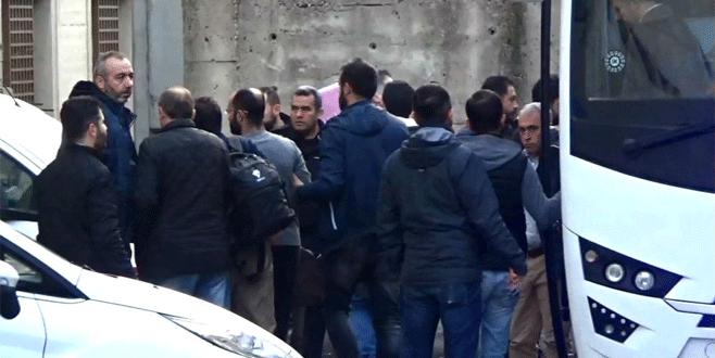Bursa merkezli 15 ilde FETÖ operasyonu: 121 gözaltı
