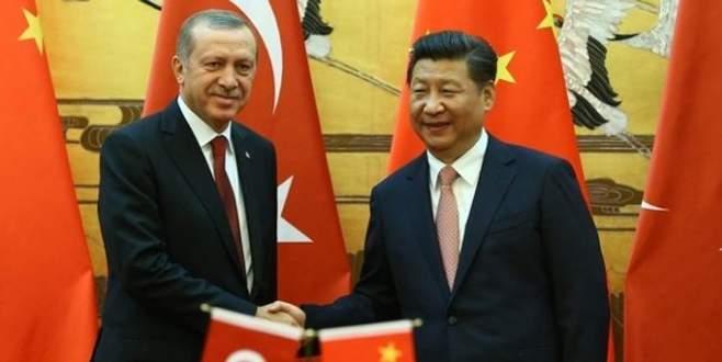 Erdoğan'ın Şanghay talebine Çin'den yanıt