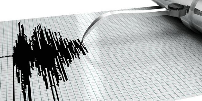 Japonya'da 7,3 büyüklüğünde deprem!