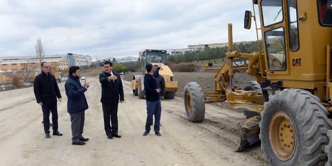 Demirtaş bölgesi cazibe merkezine dönüştü