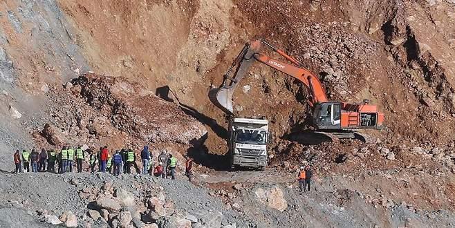 Şirvan'da bir işçinin daha cenazesi çıkartıldı