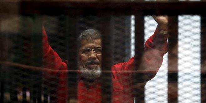 Mursi'ye bir iyi haber daha