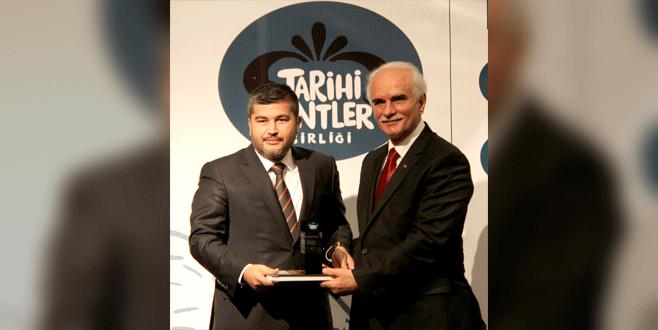 Osmangazi'ye 'Süreklilik' ödülü