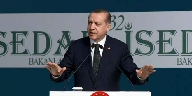 Erdoğan: AP oylamasının kıymeti harbiyesi yoktur