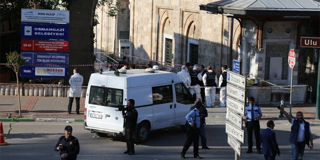 Ulucami'deki canlı bomba saldırısı sanıkları hakim karşısında