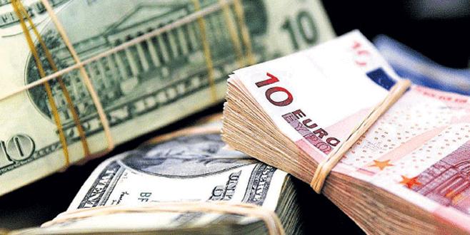 Dolar ve Euro'dan yeni rekor!