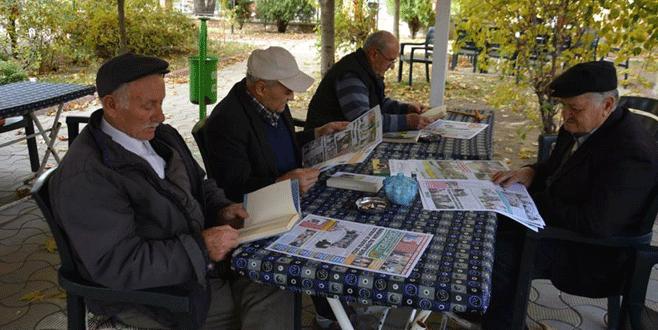 Orhaneli'nde kitap okuma kampanyası