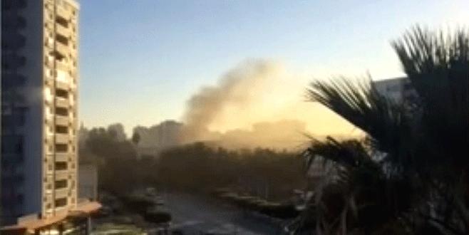 Adana Valiliği'ne bombalı araçla saldırı