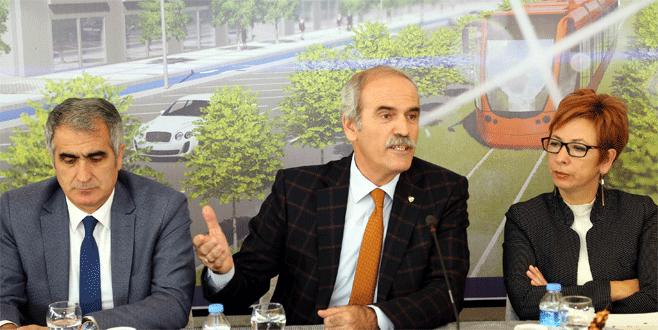 Fatih Sultan Mehmet Bulvarı'nın çehresi değişiyor