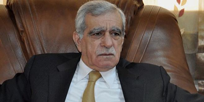 Görevden alınan Ahmet Türk tutuklandı