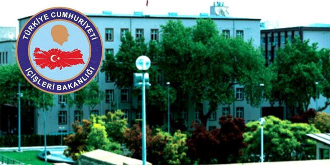 İçişleri Bakanlığı: '44 mülki idare amiri görevden uzaklaştırıldı'