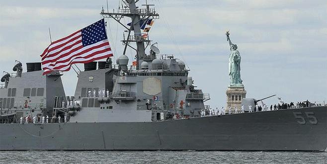 ABD Deniz Kuvvetleri şokta!