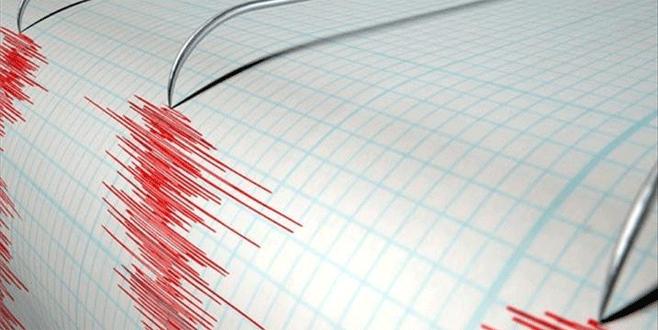El Salvador'da 7,2'lik deprem