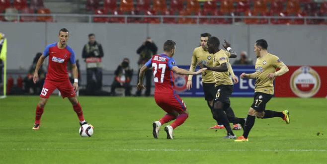 Steaua Bükreş 2 -1 Osmanlıspor