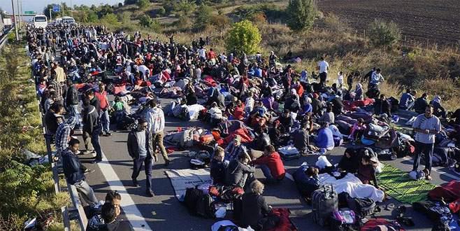 Sığınmacıların Avrupa'ya geçişi yeniden gündemde