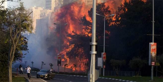 'Yangın intifadası' mı?