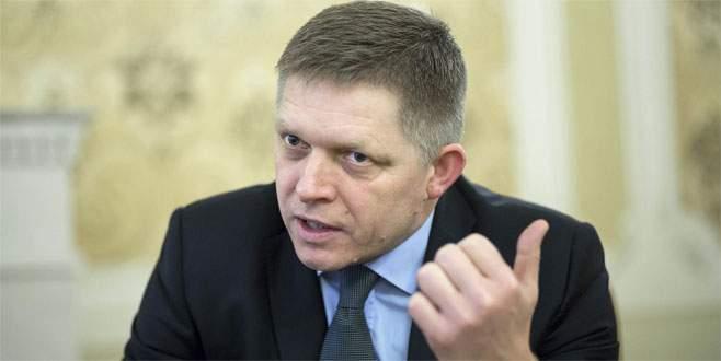 Slovak başbakandan gazetecilere küfür