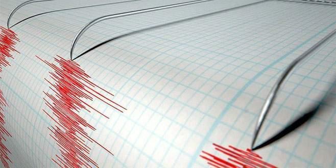 Sincan Uygur Özerk Bölgesi'nde 6,7 büyüklüğünde deprem
