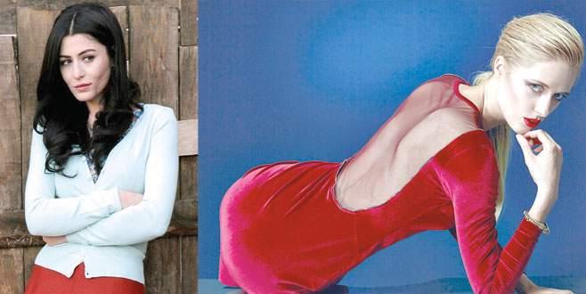 'En sinsi' kadın Deniz ve Wilma