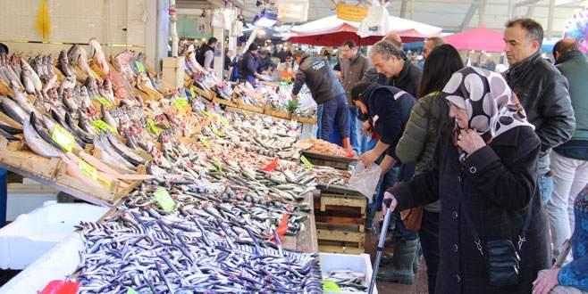 Balık bol ama fiyatlar yüksek
