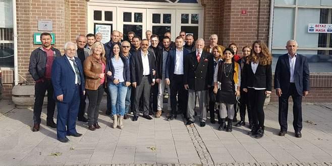 ADD Başkanları Yenişehir'de buluştu