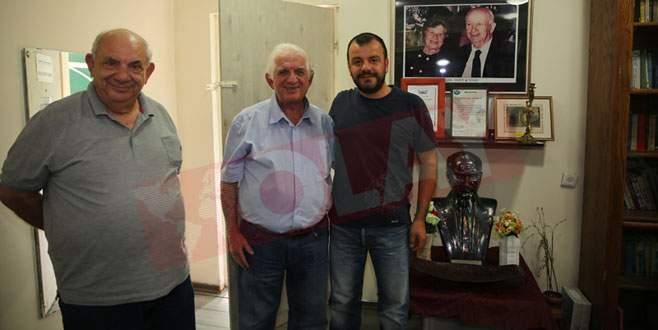 Bedeni İsrail'de yüreği Bursa'da