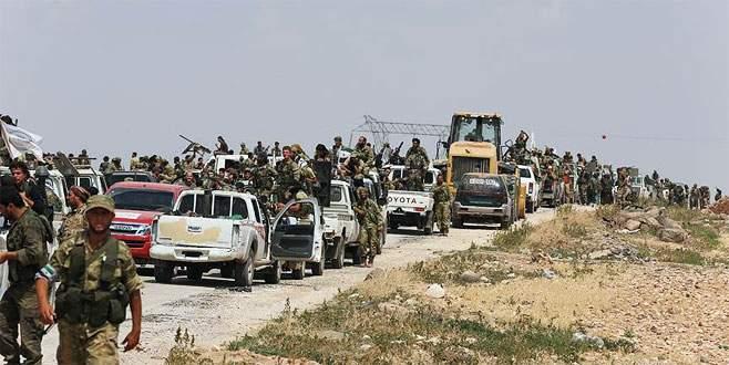 ÖSO, PYD/PKK'ya Menbiç-Bab yolunu kapattı