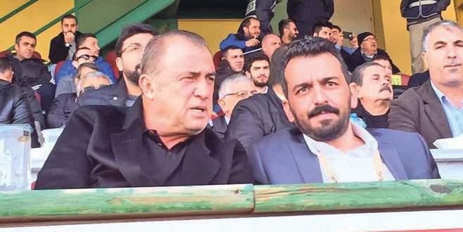 Fatih Terim 3. Lig maçını izledi