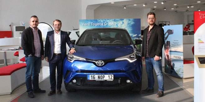 Toyota C-HR'nin ilk sahipleri