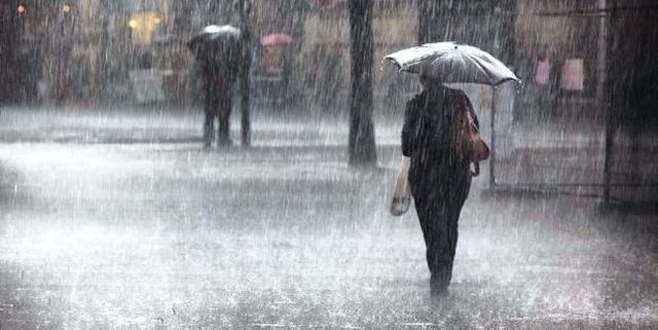 Meteoroloji'den Bursa'ya sel uyarısı