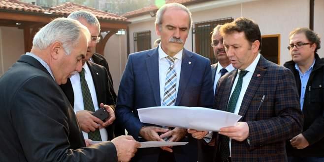Bursa'da ortak yaşam alanları değer kazanıyor
