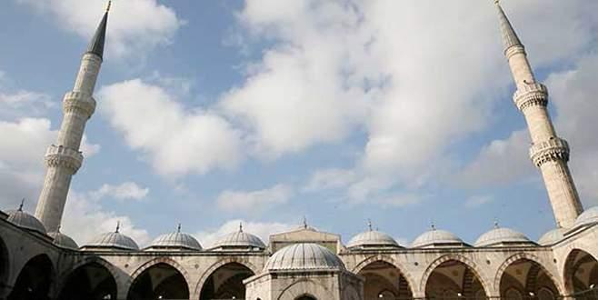Sultanahmet Camisi'nin 400 yıllık tarihinde bir ilk!