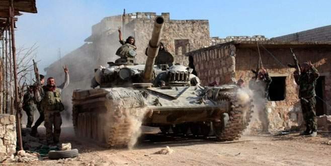Halep'te sona yaklaşılıyor