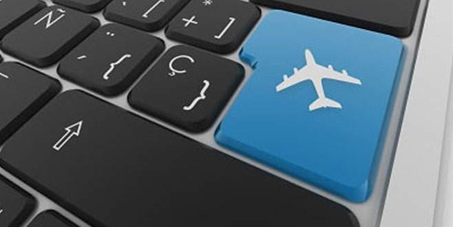 Uçakta internet kullanımı başlıyor