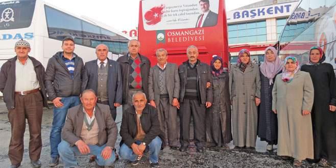 Seferiışıklar'dan Ankara'ya çıkarma
