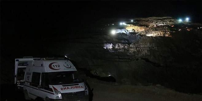 Siirt'teki maden ocağında bir işçinin daha cenazesine ulaşıldı