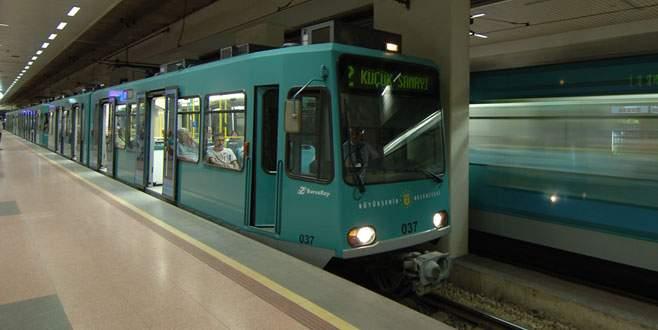 Metroda hayal gerçek oluyor: Emirsultan-Heykel-Acemler!