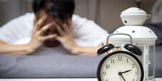 Uykusuzluk yaşıyorsanız dikkat!