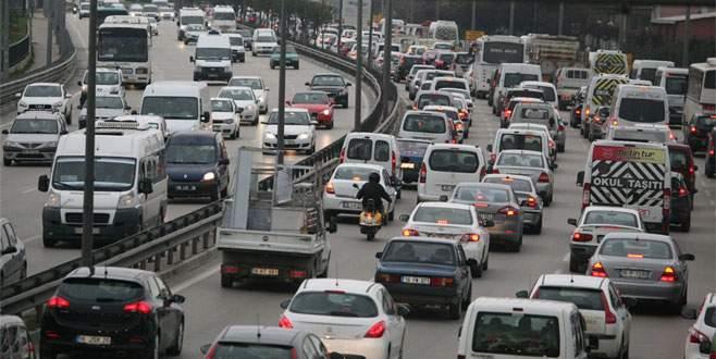 Okul giriş saatine trafik ayarı
