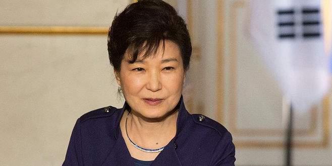 Güney Kore Devlet Başkanı'ndan istifa açıklaması