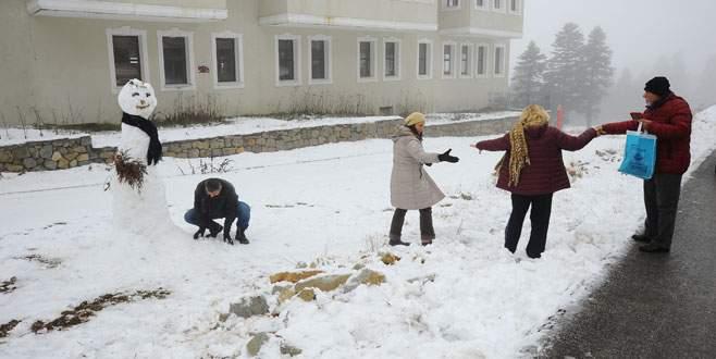 Valililik'ten Uludağ'da ferdi sigorta zorunluluğu