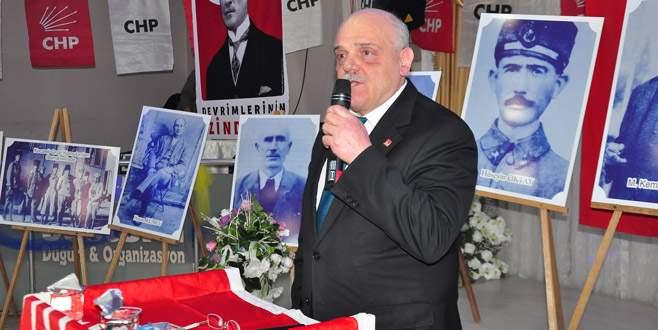 İznik'in kurtuluşuna CHP'den kutlama