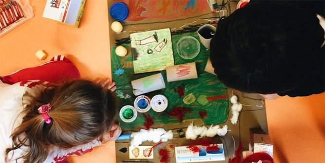 Çocuk Sokağı'nı çocuklar tasarlayacak