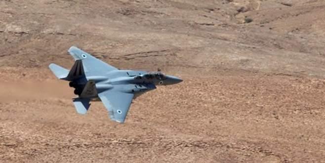 İsrail savaş uçakları Şam'ı vurdu