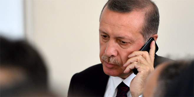 Erdoğan, Putin'le telefonda Halep'i görüştü