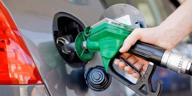 Benzine 10 kuruş zam!