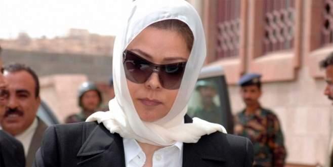 Saddam'ın kızı Trump'a güveniyor