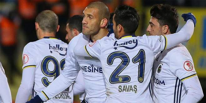 Menemen Belediyespor 0-1 Fenerbahçe