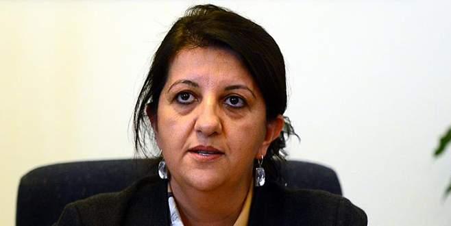 HDP'li Pervin Buldan ifade verdi